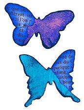 Sizzix Mini Butterflies Movers magnetic die set #657209 Retail $15.99 SO SWEET!!