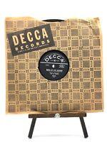 BILL HALEY & COMETS - Rock N' Roll 78 RPM Decca 29418 - Birth of Boogie / Mambo