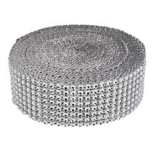 8 Rhinestone Diamond Tape Imitation Decoration Weeding Party DIY Jewellry Making