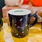 Hong Kong Starbucks Halloween 2021 Black Cat Hocus Pocus Color Change Mug
