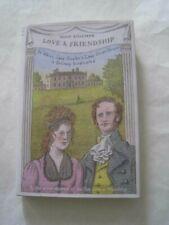 Signed! Whit Stillman Love & Friendship Hcdj 1st/1st Jane Austen Comedy Manners