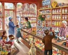 NEW! White Mountain Old Candy Store - 1000 Piece Jigsaw Puzzle