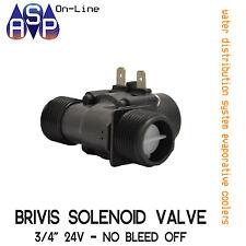 "BRIVIS 3/4"" 24 VOLT SOLENOID FOR EVAPORATIVE COOLER - PART# B015727"