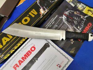 "Rambo 4 - First Blood Part IV Messer - Signatur Edition ""John-Rambo"" *B-Ware*"