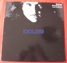 Disques vinyles 33 tours Meat Loaf