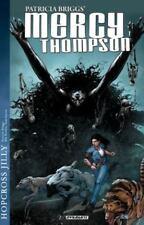 Mercy Thompson: Hopcross Jilly : Hopcross Jilly by Patricia Briggs and Rik Hoskin (2015, Hardcover)