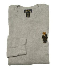 Polo Ralph Lauren Big & Tall Polo Bear Waffle Knit Thermal Crew-Neck T-Shirt