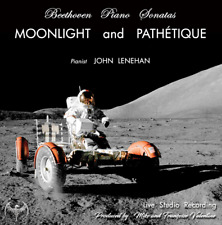Beethoven Piano Sonatas: Moonlight & Pathetique (Produced By Mike Valentine) CD