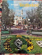 Vacationland Winter Spring 1966 Walt Disney Disneyland Magazine Color Pictures