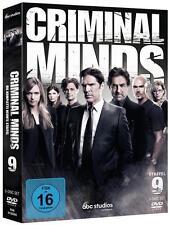 DVD - Criminal Minds - Die komplette neunte Staffel [5 DVDs] - NEU - OVP