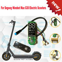2020 Faceplate Cover Circuit Board For Segway Ninebot Max G30 Electric Scooters