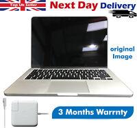 """Apple MacBook Pro 15.4"""" Retina Laptop Core i7 DG 16GB RAM 256GB SSD L2013 Read"""