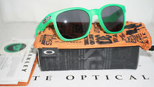 OAKLEY Sunglasses Limited New Wally Lopez Garage Rock Matte Green Grey OO9175-18