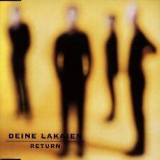 Deine Lakaien - Return, CD