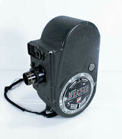BELL & HOWELL FILMO SPORTSTER DOUBLE RUN EIGHT 8mm MOVIE CAMERA