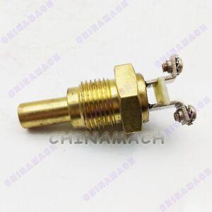 Water Temp Sensor for CAT Caterpillar E330D E345D E325D E322D E323D 320D 324D