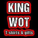 KING WOT T SHIRTS