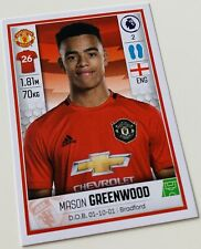 Panini Premier League 2019-20 Sticker - Mason Greenwood #397 Manchester United