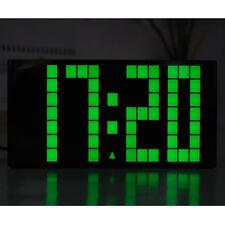 Digital Large Small Led Clock Table Desk Alarm Light Wall Decor Electrical Gift