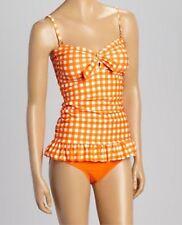TANKINI Women's Gingham Swimwear small