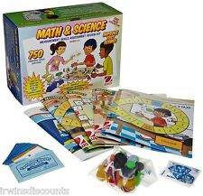 NEW Ohaus Math & Science Measurement Skills Assessment Review Kit