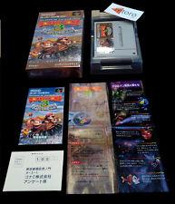 SUPER DONKEY KONG 3 Super Famicom Nintendo SNES COMPLETO Jap Muy Buen estado