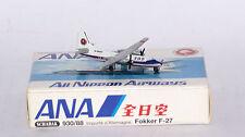 Schabak Fokker F.27-200 ANA All Nippon Airways JA8635 in 1:600 scale