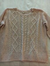 Sonoma Women's Multicolor Long Sleeve Sweater Size L