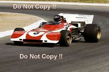 Jacky Ickx Ferrari 312 B2 South African Grand Prix 1972 Photograph