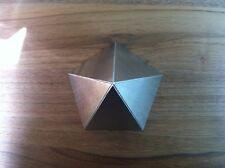 Orgone Aluminium Resin Casting Pyramid Mold / Mould - Bundle of 13