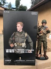 FACEPOOL WWII US PARATROOPER PLATOON LEADER EASY COMPANY 1/6 Action Figure Toys