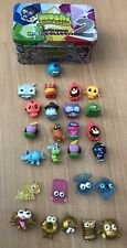 Moshi Monsters (26 nos)Collectable Mini Figures & Box