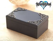 Classic Black Rectangle Music Box  : ♫ Kingdom Hearts  ♫