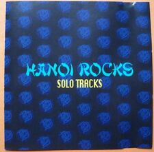 CD.HANOI ROCKS. SOLO TRACKS. MERCURY.PHCR-3112. 1991.16T .JAPAN