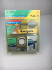 """SONY CAMCORDER ACCESSORY KIT ACC-1 VIDEO 8 """"Ready to Go"""""""