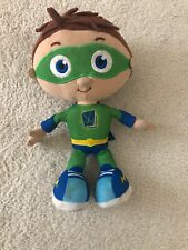 "Super Why Talking WYATT 12"" Plush Doll 2009 Stuffed TV Show"