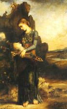 POSTCARD / Gustave MOREAU / Orphée, 1865