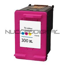 HP 300 TRICOLOR XL COMPATIBLE DESKJET C4650 C4670 C4673 C4680 C4683 C4685 C4688