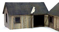 O SCALE On3/On30 BANTA MODEL WORKS #6126 Blacksmith Shop Annex/Barn..