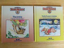 Teddy Ruxpin The Airship & Teddy Ruxpin Lullabies - Books Only