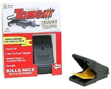 (4) Tomcat 0361510 2 pack Mouse Mice Snap Traps