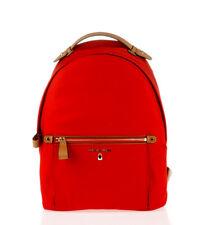Michael Kors - mochila Kalsey rojo -33x26x8cm- mujer chica
