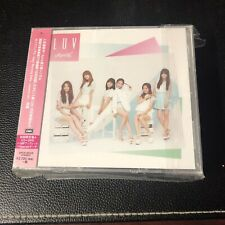 Kpop Apink LUV Jap Version A + Goods Official Album Pre-owned No Photocard