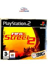 Fifa Street 2 Demo EUR PS2 Playstation Videogame Videojuego Completo Mint State