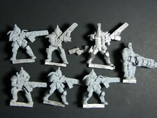 28mm Sci Fi Target Games Warzone Bauhaus Lot #4
