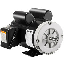 5 Hp Spl 3450 Air Compressor Electric Motor 208 230v 56 Frame 58keyed Shaft