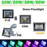 10W 20W 30W 50W LED Flood Light PIR Sensor RGB Classic Security Floodlights Lamp