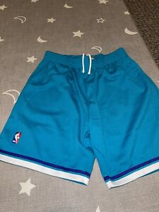 Charlotte Hornets Mitchell & Ness Swingman Shorts XL $80