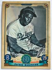 Jackie Robinson 2019 Topps Gypsy Queen #301 High Number Dodgers