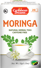 Caribbean Dreams Moringa Tea
